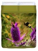 Flying Bee 2 Duvet Cover