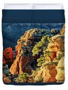 Flying Buttress 06-045 Duvet Cover