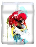 Flying Colors Duvet Cover