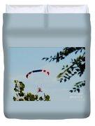 Paraplane Flying High Duvet Cover