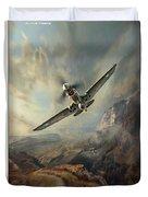 Flying Tigers Xxl Duvet Cover