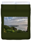 Foggy Days In Bloody Island 3 Duvet Cover