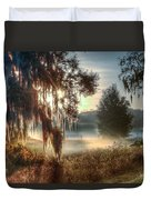 Foggy Dreamworld 2 Duvet Cover