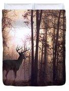Foggy Morning In Missouri Duvet Cover