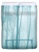 Foggy Swing Duvet Cover
