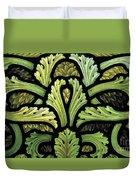 Foliage Pattern Duvet Cover