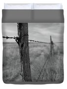 Follow The Wire Duvet Cover
