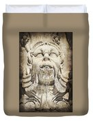Fontana Del Pantheon 2 Duvet Cover