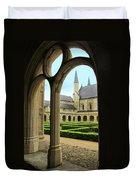 Fontevraud Abbey Duvet Cover