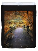 Footbridge Canopy Duvet Cover