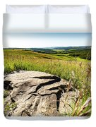 Foothills View Duvet Cover