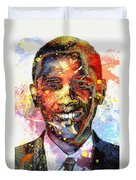 For A Colored World Duvet Cover