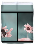 For You - Diptych Duvet Cover