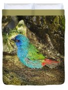Forbes Parrot Finch Duvet Cover