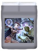 Forcemage Apprentice Duvet Cover