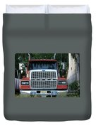 Ford 9000 Power And Confort... Duvet Cover