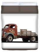 Ford Classic 7 Up Truck Duvet Cover