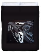 Ford Cobra Racing Coupe Duvet Cover