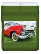 Ford Crown Victoria Duvet Cover