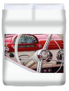 Ford Crown Victoria Stering Wheel Duvet Cover