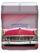Ford Fairlane Duvet Cover