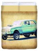 Ford Falcon Gasser Duvet Cover