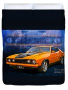 Ford Falcon Xb 351 Gt Coupe Duvet Cover