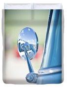 Ford Mirror Duvet Cover