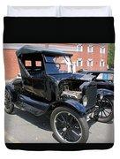 Ford Model T1 Duvet Cover
