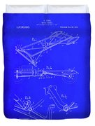 Ford Motor Vehicle Drawing 1b Duvet Cover