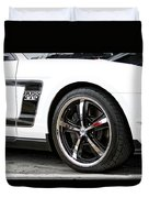 Ford Mustang Boss 302 Duvet Cover