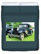 Ford Pickup Duvet Cover