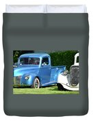Ford Pickups Duvet Cover