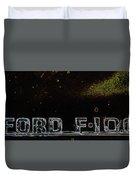 Ford 1 Duvet Cover