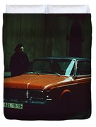 Ford Taunus 20m Rs Coupe Duvet Cover