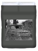 Ford Tough Duvet Cover