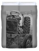 Ford Tractor Duvet Cover