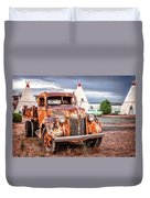 Ford Truck Duvet Cover