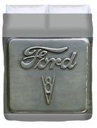 Ford 23 Duvet Cover