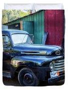 Fords Duvet Cover