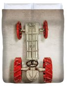 Fordson Tractor Top Duvet Cover