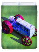 Fordson Tractor Toy 1 Duvet Cover