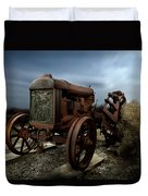 Fordson Tractor Duvet Cover