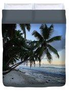 Forest Beach 2 Duvet Cover