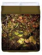 Forest Butterfly Duvet Cover