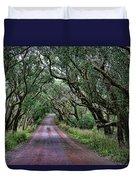 Forest Corridor Duvet Cover