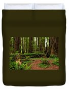 Forest Court Duvet Cover