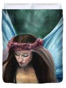 Forest Fairy Queen Duvet Cover