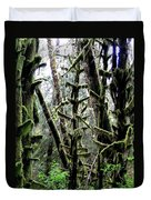 Forest Finery Duvet Cover