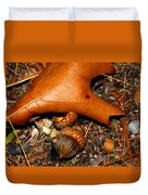 Forest Floor Duvet Cover